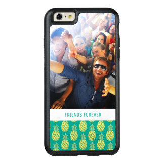 Pastel Pineapples | Add Your Photo & Text OtterBox iPhone 6/6s Plus Case