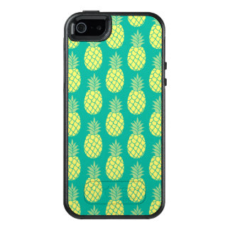 Pastel Pineapples OtterBox iPhone 5/5s/SE Case