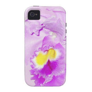 Pastel Pink Orchid Case For The iPhone 4