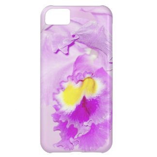 Pastel Pink Orchid iPhone 5C Cover