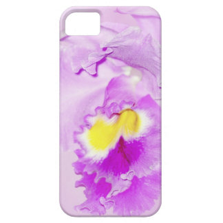 Pastel Pink Orchid iPhone 5 Cases