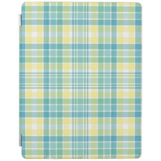 Pastel Plaid iPad Cover