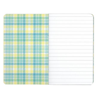 Pastel Plaid Journals
