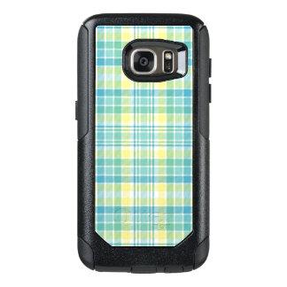 Pastel Plaid OtterBox Samsung Galaxy S7 Case