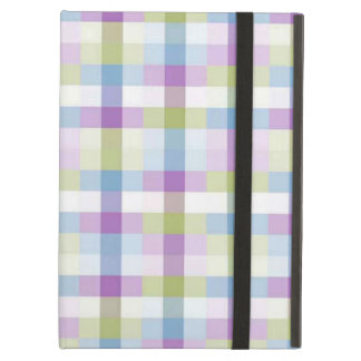 Pastel Plaid Powis iCase iPad Air Case