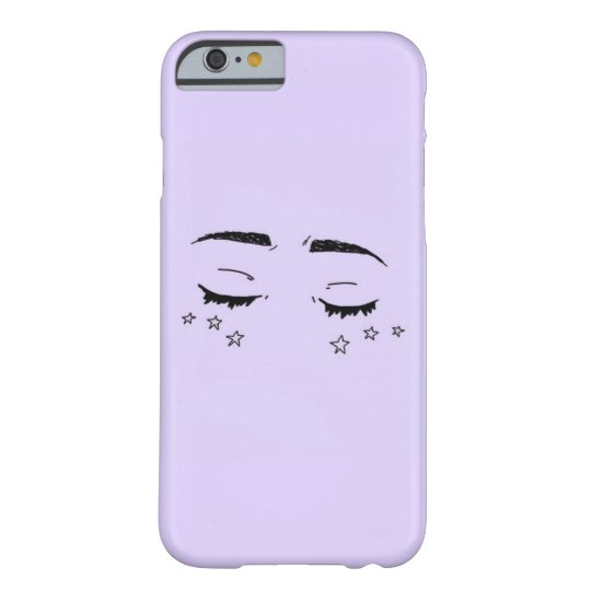 Pastel purple tumblr iPhone case