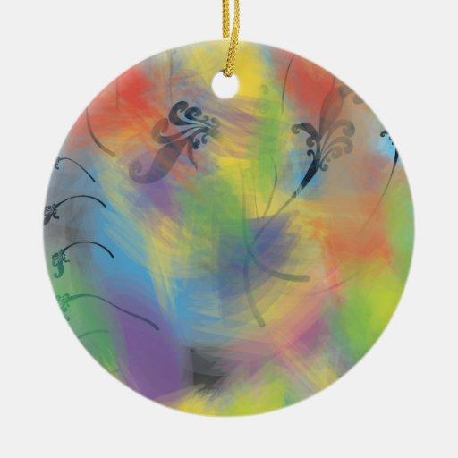 pastel q.ai ornaments