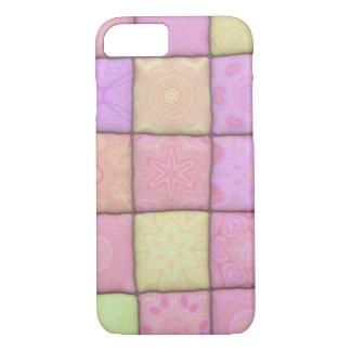 pastel quilt 1(I) iPhone 7 Case