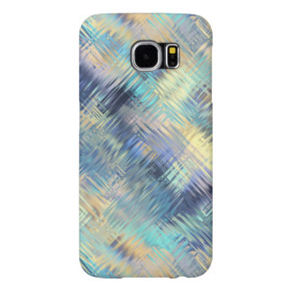Pastel Rainbow Glass Abstract Samsung Galaxy S6 Cases
