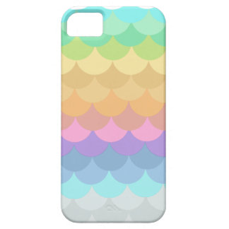 Pastel Scalloped iPhone 5 Cases