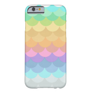 Pastel Scalloped iPhone 6 case Barely There iPhone 6 Case