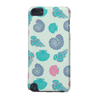Pastel Seashell Pattern 1 iPod Touch 5G Covers