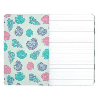 Pastel Seashell Pattern 1 Journal