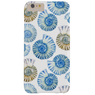 Pastel Seashell Pattern 2 Barely There iPhone 6 Plus Case
