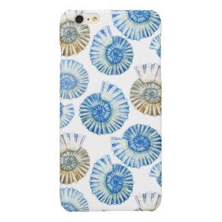 Pastel Seashell Pattern 2 iPhone 6 Plus Case