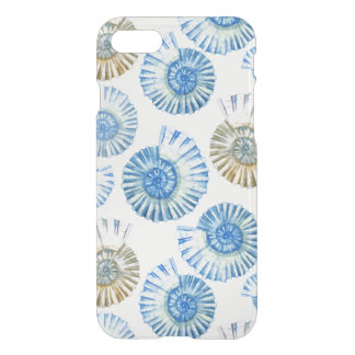 Pastel Seashell Pattern 2 iPhone 8/7 Case