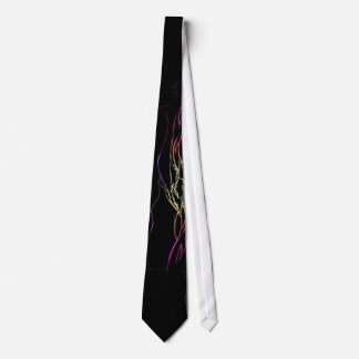 Pastel Silhouette - Tie