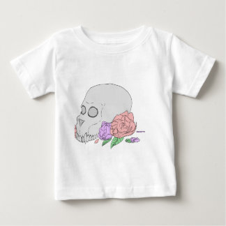 Pastel Skull Tee Shirt