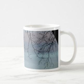 Pastel Sky Basic White Mug