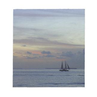 Pastel Sky Notepad