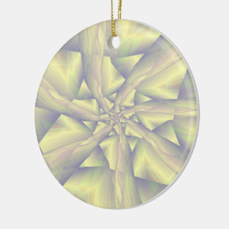 Pastel Spiral Arms Ornament