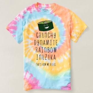 Pastel spiral That's how we roll. INUZUKA T-Shirt