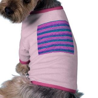 Pastel Stripes Dog Clothing