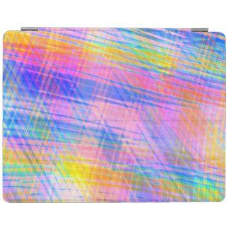 PASTEL STRIPES IPAD CASE iPad COVER
