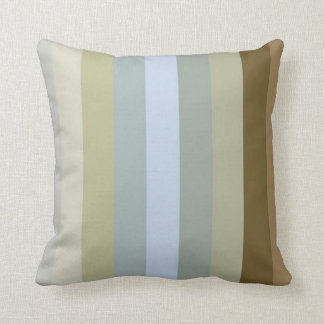 Pastel Stripes Pillow