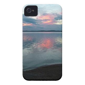 Pastel Sunset custom iPhone case-mate