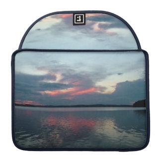 Pastel Sunset custom MacBook sleeve