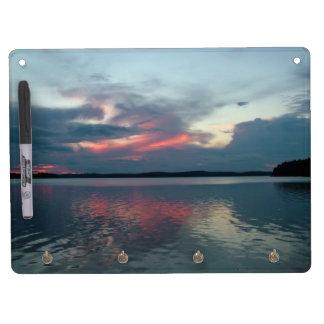 Pastel Sunset custom message board