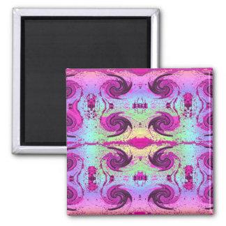 Pastel Swirl Magnet
