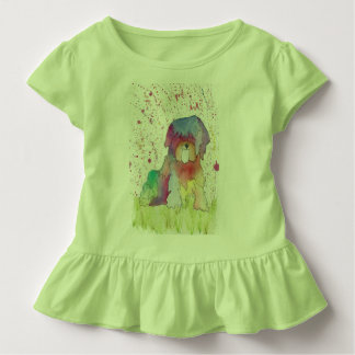 Pastel The Rainbow Pup Toddler T-Shirt