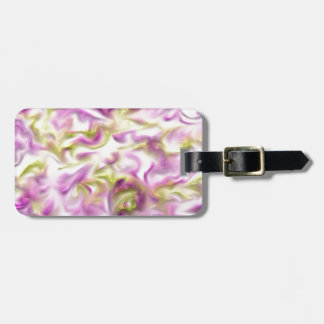 Pastel Travel Accessory Luggage Tag