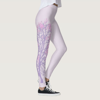 Pastel Tree Leggings