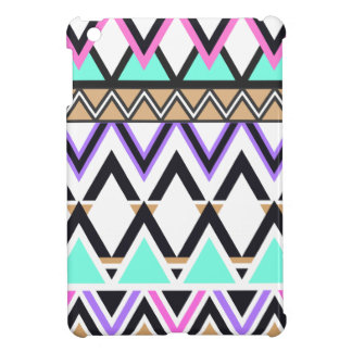 Pastel Tribal Pattern 2 iPad Mini Case