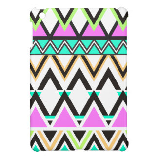 Pastel Tribal Pattern iPad Mini Covers