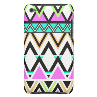 Pastel Tribal Pattern iPod Case-Mate Cases