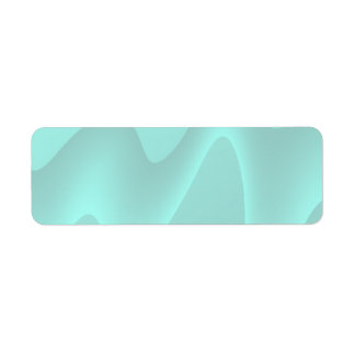 Pastel Turquoise Abstract Swirl Image.
