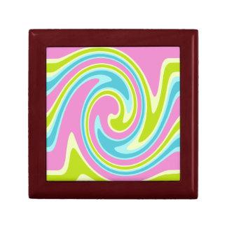 Pastel Twirl gift box