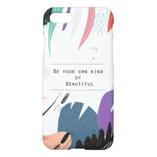 Pastel Watercolor iPhone 7 Case