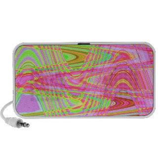 Pastel Waves iPhone Speaker