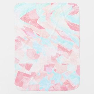 Pastel Whimsy Baby Blanket
