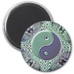 Pastel Yin Yang Magnet