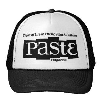 Pastelogobwclr_magandtag (B&W) Trucker Hat