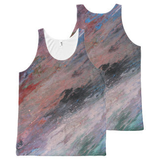 PASTELS All-Over PRINT TANK TOP