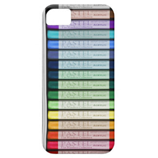 Pastels drawing set iPhone 5 covers