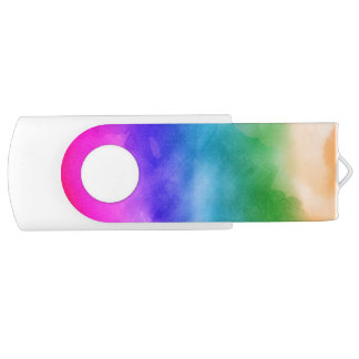 Pastels USB USB Flash Drive