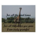 pastor appreciation card photo
